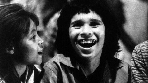 Fotograma de la película de 'Por primera vez'.