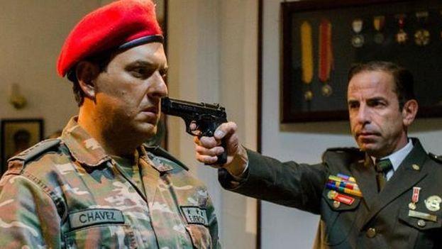 Fotograma de la serie 'El Comandante' de Sony Pictures