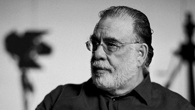 El director de cine Francis Ford Coppola. (Flickr/ Festival Internacional de Cine de Guadalajara)