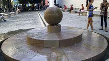 Fuente de la Plazoleta de Santo Domingo