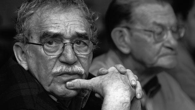 Gabriel García Márquez. (Andrés Reyes/FNPI)