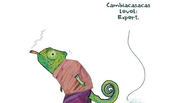 El libro de Pedro García Menocal cuenta con la ayuda de las viñetas de Gustavo Garrincha Rodríguez para para describir con humor los matices de significado de la lengua en la Isla.