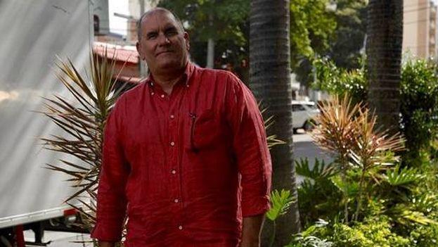 Iván Giroud, presidente del Festival de Cine de La Habana. (@FestCineHabana)