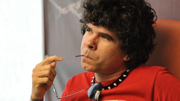 El músico Gorki Águila, líder de Porno para Ricardo. (EFE)
