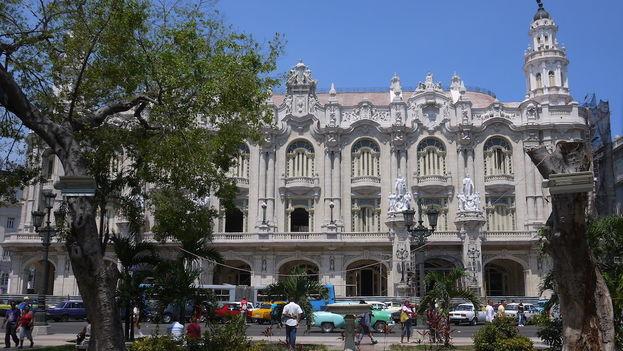 El Gran Teatro de La Habana. (14ymedio)