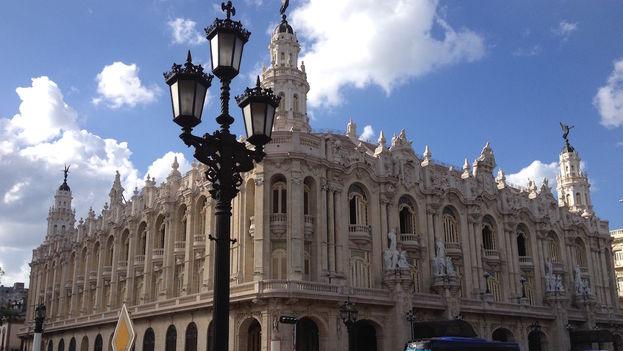 El año comienza con una grata noticia para los cubanos, con la reapertura del Gran Teatro de La Habana, que a partir del 1 de enero llevará el nombre de la bailarina Alicia Alonso