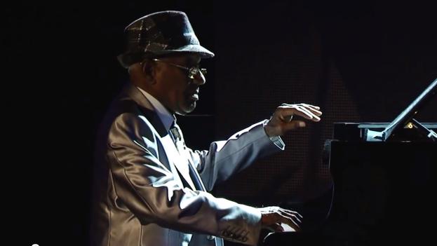El pianista Guillermo Rubalcaba, fallecido este miércoles en La Habana. (Youtube/captura de pantalla)