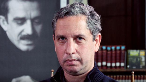 El escritor argentino Guillermo Martínez. (PREMIO HISPANOAMERICANO DE CUENTO GABRIEL GARCÍA MÁRQUEZ)