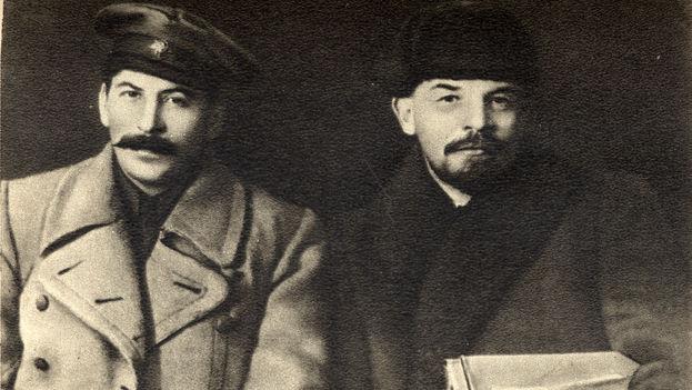 Iósif Stalin toma el poder a la muerte de Lenin, en 1924. (wikimedia)