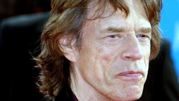 Mick Jagger en Deauville en 2014. (Georges Biard/Wikimedia Commons)