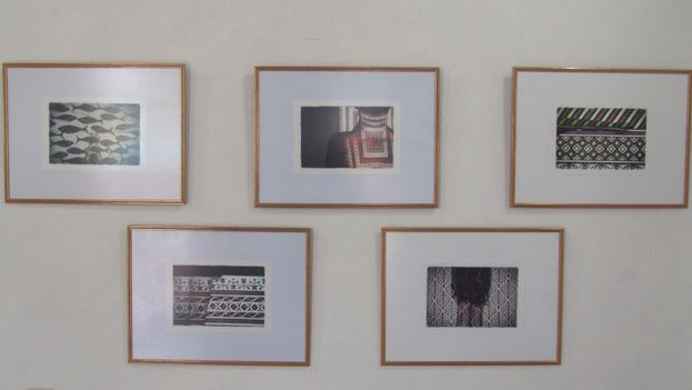 'Déjà vu, África', la serie de Jennifer Jiménez Rico, ganadora del premio de la Fototeca de Cuba en la VII Bienal Nacional de Fotografía Alfredo Sarabia. (14ymedio)