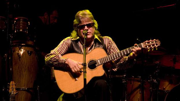 José Feliciano durante un concierto en 2007. (CC)