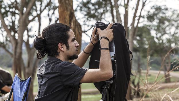 El joven realizador Joseph Ross tiene muchas posibilidades de alzarse con varios galardones en los premios Lucas de este año. (Cortesía)