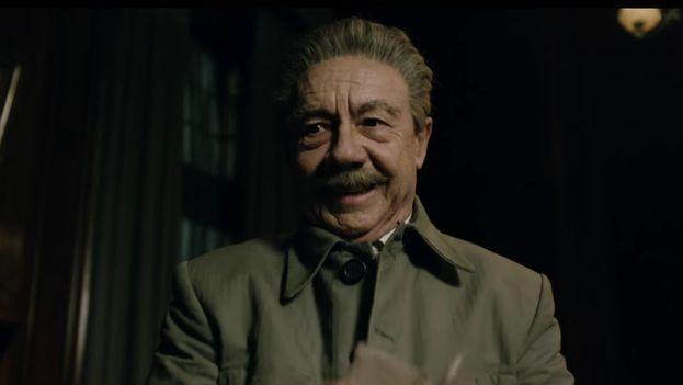 El film cuenta en clave de humor negro las intrigas protagonizadas por Jruschov, Beria, Molotov y otros dirigentes soviéticos después de la repentina muerte del dictador Iosif Stalin. (Captura)
