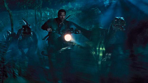 'Jurassic World' se estrenó el 12 de junio de 2015 en todo el mundo y obtuvo una recaudación de 511,8 millones de dólares en el primer fin de semana.