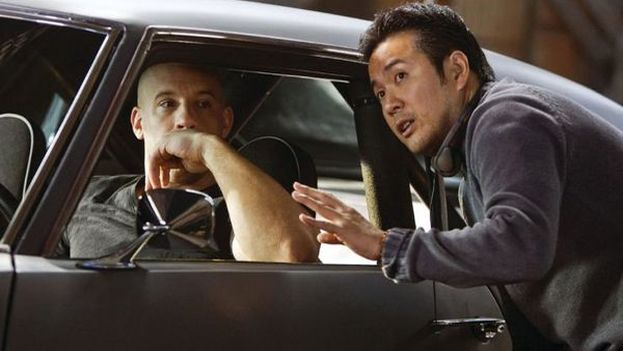 Justin Lin es responsable de cuatro entregas de 'Fast and furious'. (Universal)