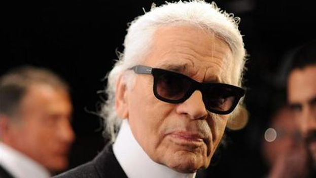 Karl Lagerfeld, director creativo de Chanel. (EFE)