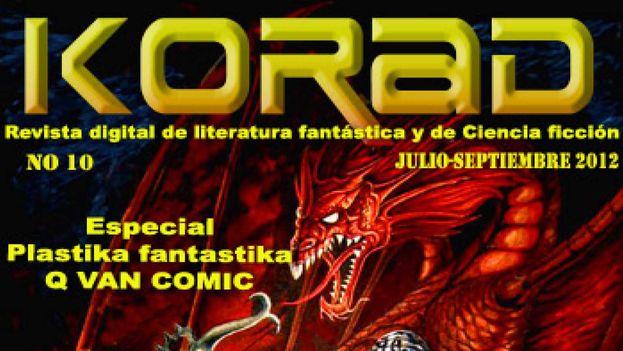 Korad, revista de ciencia ficción cubana