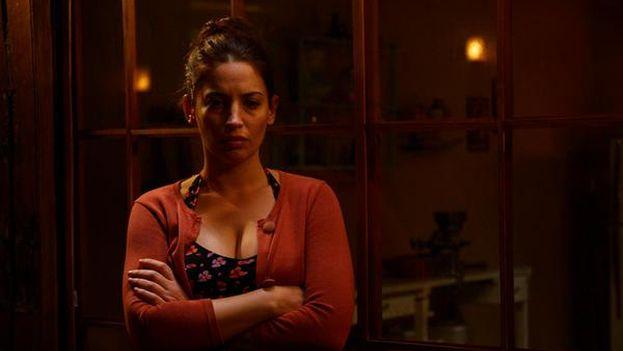 Laura Ramos interpreta el personaje de Victoria en la película 'Siempreviva', dirigida por Klych López.