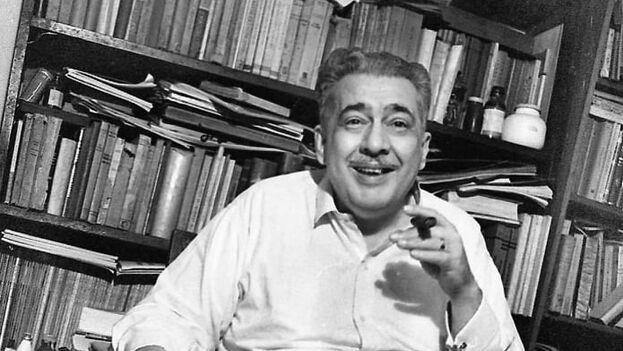 El documental sobre Lezama Lima se estrena este domingo en Miami y cuenta con la intervención, entre otros, de Mario Vargas Llosa. (Letters to Eloisa)
