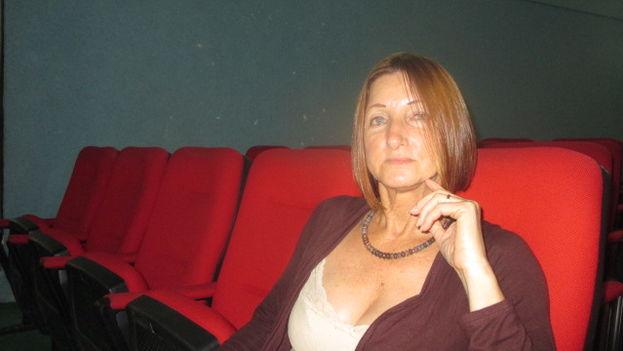 Maricel Godoy, directora de la compañía Codanza. (Fernando Donate Ochoa)