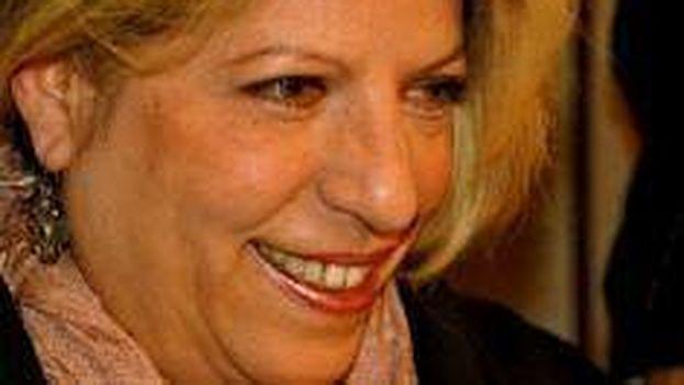La escritora Marilyn Bobes, ganadora del Premio Iberoamericano de Cuento Julio Cortázar. (Ecured)