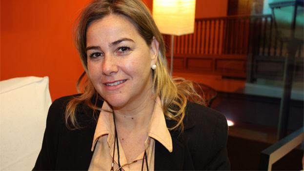 Marimar Lidin, directora de la oficina de Turismo de Puerto Rico en Europa.