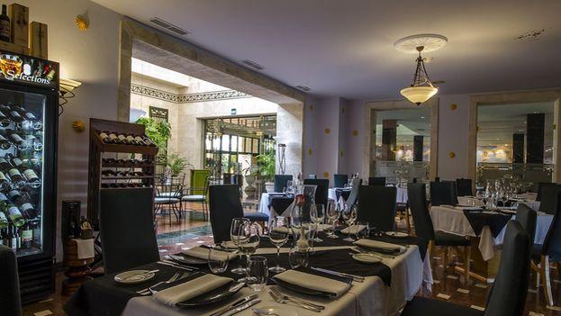 El restaurante del Hotel Memories Miramar Havana. (Excelencias Gourmet)