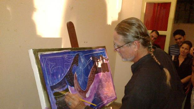 Moisés Finalé en Ciego de Ávila