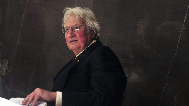 Hugh Thomas fue un respetadísimo historiador, político y profesor universitario que marcó a toda una generación de hispanistas anglosajones. (EFE)