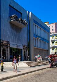 Museo de Bellas Artes de Cuba. (ONLINETOURS)
