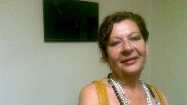 Alina Narciso directora de la Bienal Internacional de Dramaturgia Femenina (Luz Escobar)