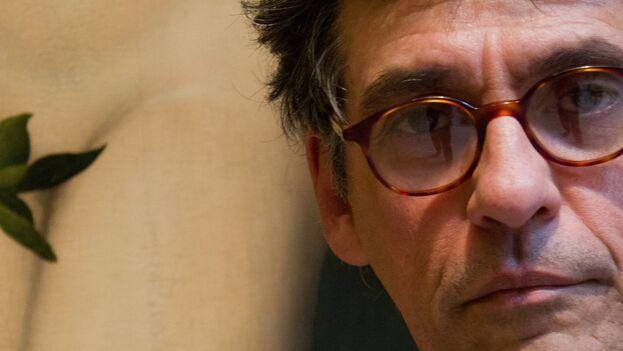 El poeta y ensayista Néstor Díaz de Villegas. (Ildyko Laszlo)