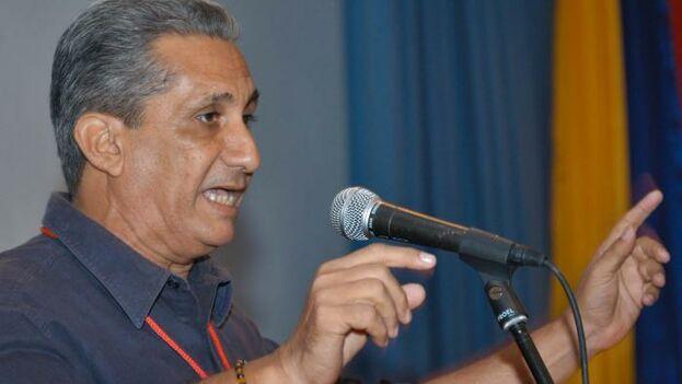 Octavio Armando Rodríguez Fernández, conocido popularmente como 'Churrisco', falleció en La Habana en la mañana de este lunes. (Granma)