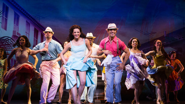 El musical 'On your feet!', basado en la vida de Gloria y Emilio Estefan. (On your feet!)