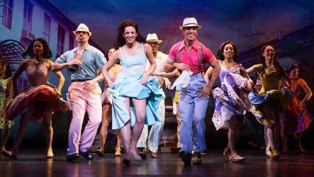 El musical 'On your feet!', basado en la vida de Gloria y Emilio Estefan. (On your feet!)