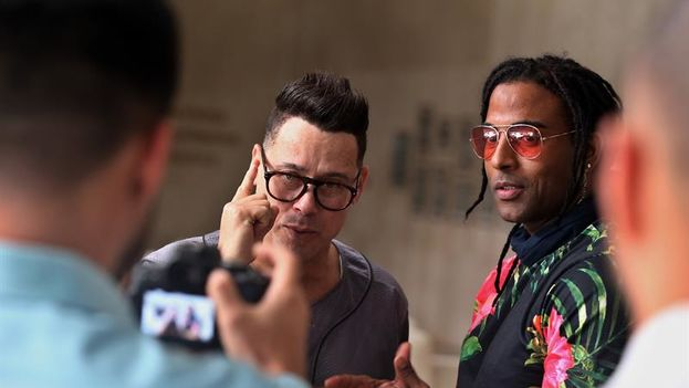 Orishas ofreció el concierto final del festival Havana World Music, en el Parque Metropolitano de La Habana. (EFE)