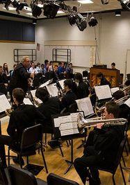 Orquesta de North Shore High School se presentará en Cuba. (internet)