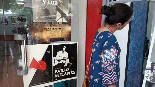 Pablo Milanés habla de su paso por los campos de las UMAP en los años 60 en este documental de Pin Vilar. (14ymedio)