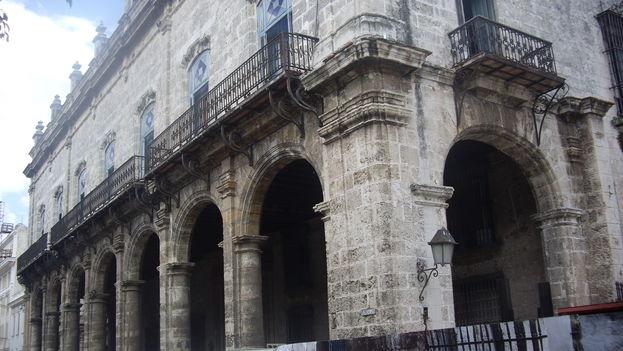 Palacio del Segundo Cabo. (CC)