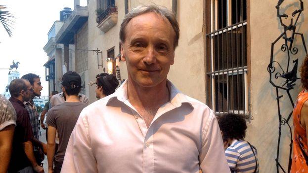 Paul Emerson, director artístico de Company E. (14ymedio)