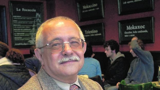 Pío E. Serrano fundó la editorial Verbum en Madrid en 1990. (Verbum)