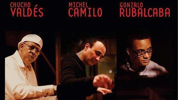 El cartel de la película 'Playing Lecuona' de Pavel Giroud y Juanma Villar.