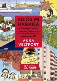 Portada Adiós mi Habana