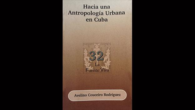Portada de 'Hacia una Antropología Urbana en Cuba'