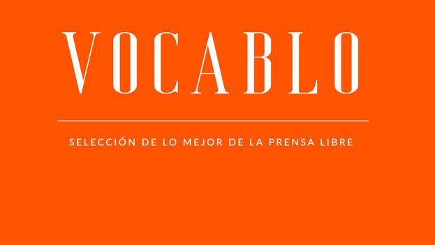 Portada de la revista 'Vocablo', de la Asociación Pro Libertad de Prensa. (APLP)