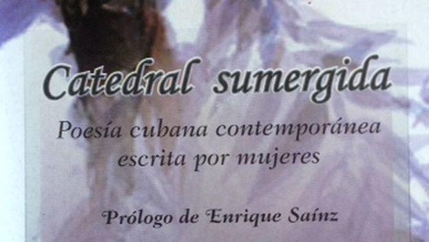 Portada de la antología de poetas cubanas. (14ymedio)