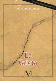Portada de la novela 'La Grieta', de Reinaldo Escobar. (14ymedio)