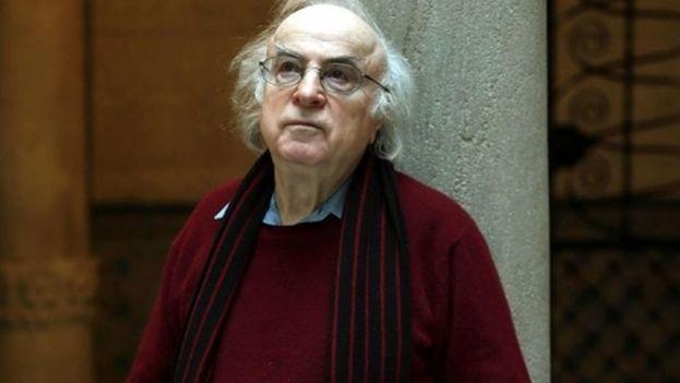 El escritor rumano nacionalizado estadounidense Norman Manea, ganador del Premio FIL en Lenguas Romances 2016. (EFE)