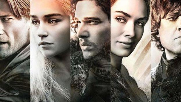 Producida para la televisión por cable, la serie 'Juego de tronos' fue criticada duramente desde su estreno en 2011 por sus altas dosis de sexo y violencia. (CC)